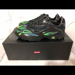 4cd2adad7e535 Supreme Shoes - Supreme X Nike Zoom Streak Spectrum Plus Black New